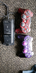 Custom Ps3 controllers and charging station