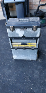 Stanley Rolling Toolbox $75 OBO