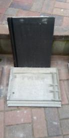 Roof tiles, Marley modern, antique brown