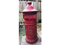 Solid postbox for sale