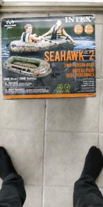 Real tree seahawk 2