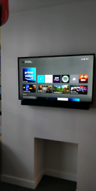 Panasonic 43 inch 4K Ultra HD Smart LED TV