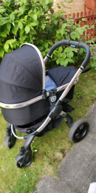icandy Peach 3 buggy with carrycot