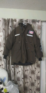 SOLD - Canada Goose Parka - Resolute XL - $800 - MINT CONDITION
