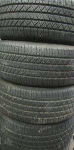 4 Bridgestone Potenza RE92A 205/55/16 - 85%