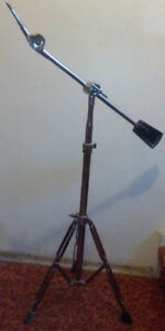 VINTAGE HEAVY DUTY TAMA CYMBAL STAND WITH BOOM & COUNTER WEIGHT