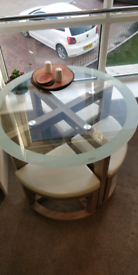 Wayfair Dining table and chairs