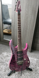 Ibanez RG870QMZ Premium Guitar