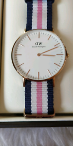 424a4f094a86 Daniel Wellington Womens Classic Southampton 36mm Watch ...