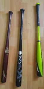 3 new baseball bats for sale!!!!