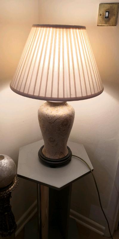 Vase Style Lamp In Christchurch Dorset Gumtree