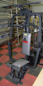 Weider 8530 - All in one complete home exerciser machine.