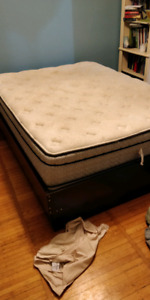 Queen Size Ikea Oppdal Bed Frame