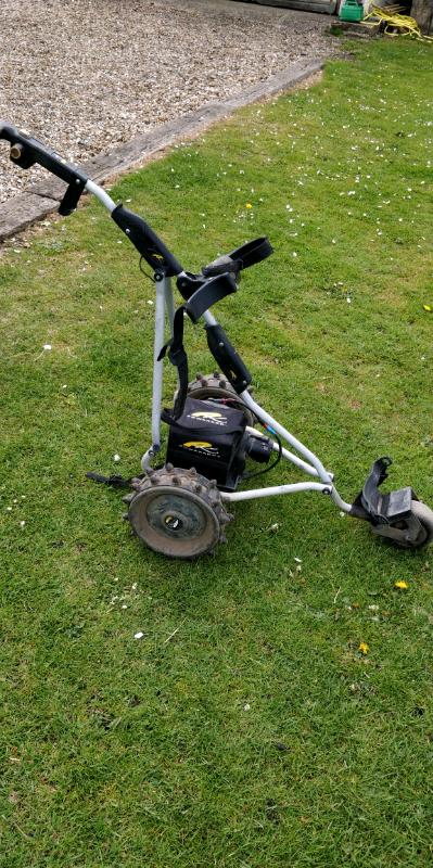 Powercaddy golf trolley spares or repair   in Christchurch, Dorset   Gumtree