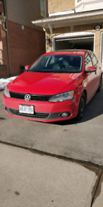 2012 VOLKSWAGON JETTA SPORTLINE LOADED