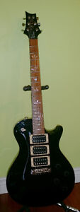 Like New PRS Chris Henderson USA Made guitar- CoA - Birds - OHSC