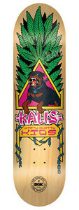DGK-Josh-Kalis-HOMAGE-Natas-Kaupas-PANTHER-Spoof-Skateboard-Deck-NATURAL