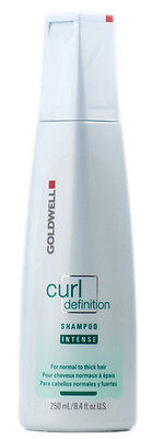 Goldwell Curl Definition Shampoo Intense For Normal to Thick Hair 8.4 oz Goldwell Thick Shampoo