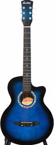 Acoustic Guitar for children, beginners, students 38 inch