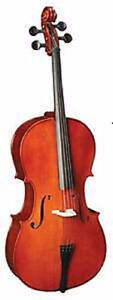 Promotion! All Solidwood Cello 4/4 size 20% OFF