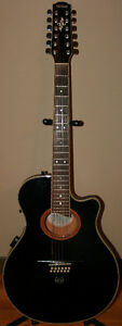 Yamaha APX 9-12 Acoustic / Electric Thinline 12 String Guitar