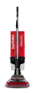 Sanitaire Upright Vacuum - SC887B Q Dust Cup with QuickKleen