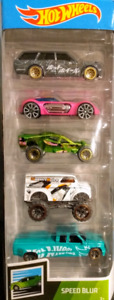 Hot wheels 5 pack with Datsun 510