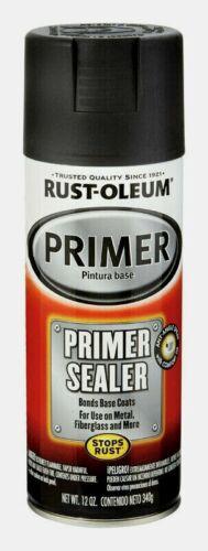Rust-Oleum PRIMER SEALER 12 oz. Automotive GRAY Smooth Fast-Drying Metal 249321