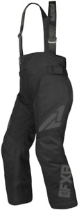 FXR CHILD CLUTCH PANT - BLK OPS - SIZES 6 & 8