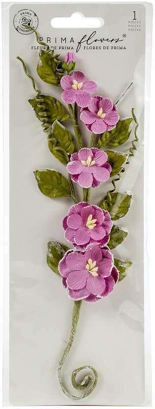 Prima Marketing Mulberry Paper Flowers Longboard/Surfboard 655350647155