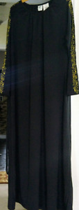 Black dress ,abaya