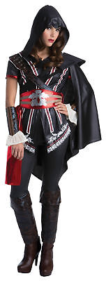 ADULT ASSASSINS CREED ENZIO AUDITORE 3 PC COSTUME DRESS LF5849