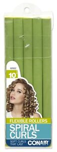 Conair Spiral Rollers 10 Pack