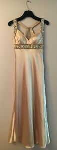 Gorgeous Gold Grad Gown | Size 8