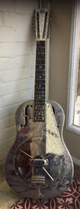 National Style O 12-String resophonic guitar