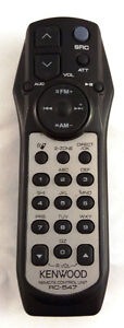 Kenwood Remote Control RC547 RC-547 for DPX502 DPX303 KDCMP638U
