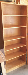 Solid Wood Book Case - Can Deliver