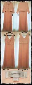 Tahari Mother of the Bride NWT