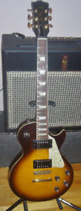 Used Electric Guitar Vintage 80's Hondo 748 Deluxe L.P. Set-Neck