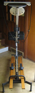 Nordic Track Classic Skier w/monitor Great Shape West Island Greater Montréal image 4
