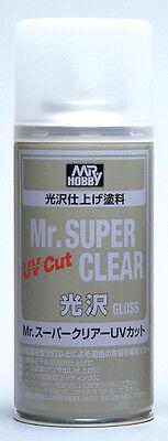 Mr  Hobby Mr  Super Clear Uv Cut Gloss B522