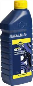Putoline Light Gear Oil 75w 1 Litre synthetic fortified 2 stroke gearbox