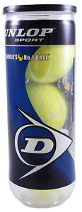 Dunlop Grand Prix Extra Duty Tennis Balls (Case)