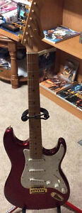 Renegade Electric Guitar! With Stand!