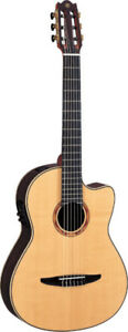Yamaha NCX2000R All Solid Japanese Made Classical Guitar on Sale