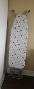 Moving Sale, Ironing Board, Chrome, 48-in