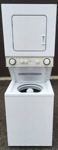 """Inglis 24"""" Compact Stacking Washer Dryer, 1 year  warranty"""