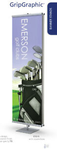 Grip / Snap Graphic Poster Display Stand (NEW)