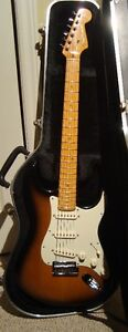 2003 American Deluxe Stratocaster