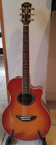 Guitare Acoustique Yamaha APX-7A électrique
